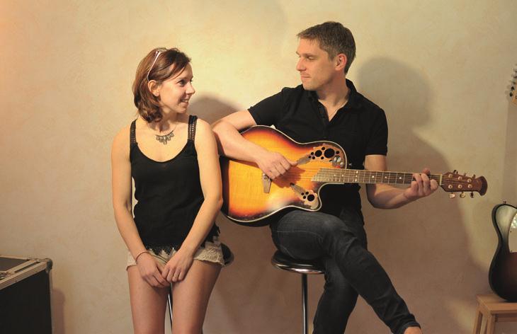 Duo Reson - Compagnie les Jolies Mômes