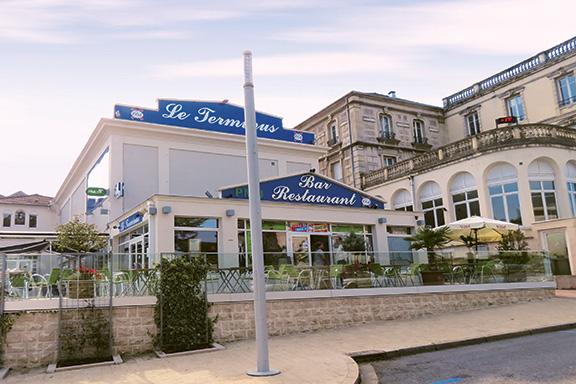 All restaurants