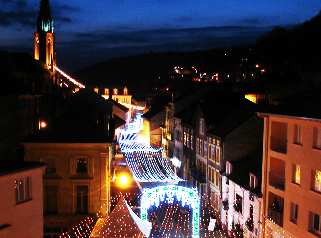 Christmas Market Of Plombieres Plombieres Les Bains 88370 01