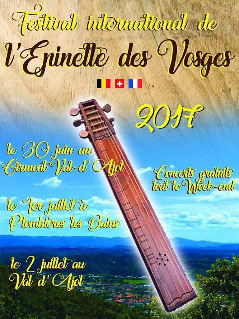 FESTIVAL DE L'EPINETTE DES VOSGES