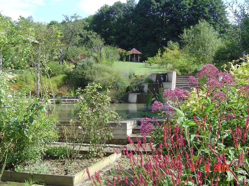 Parcs et jardins lorraine tourisme for Jardin et parc 78