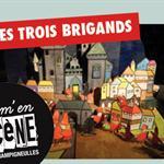 Nancy : FESTIVAL LES COLPORTEURS D'HISTOIRE THEATRE LES TROIS BRIGANDS