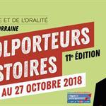 Nancy : FESTIVAL LES COLPORTEURS D'HISTOIRE BALADE CONTEE  L'AVIS DU REVEUR