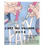 Nancy : EXPOSITION L'ART AU VILLAGE