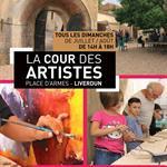 Nancy : LA COUR DES ARTISTES