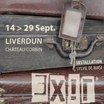Nancy : EXIL, EXPOSITION AU CHÂTEAU CORBIN