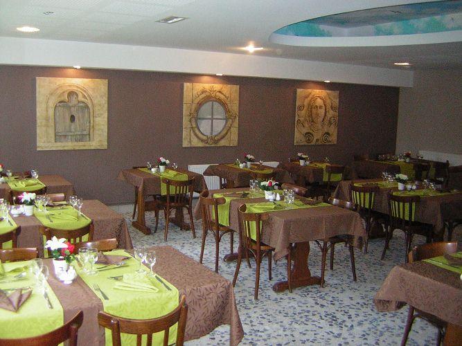 Restaurant de l 39 h tel bertrand bar le duc meuse lorraine for Food truck bar le duc