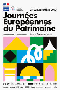 JOURNÉES EUROPÉENNES DU PATRIMOINE - MUSEE DÉPARTEMENTAL D'ART ANCIEN ET CONTEMPORAIN