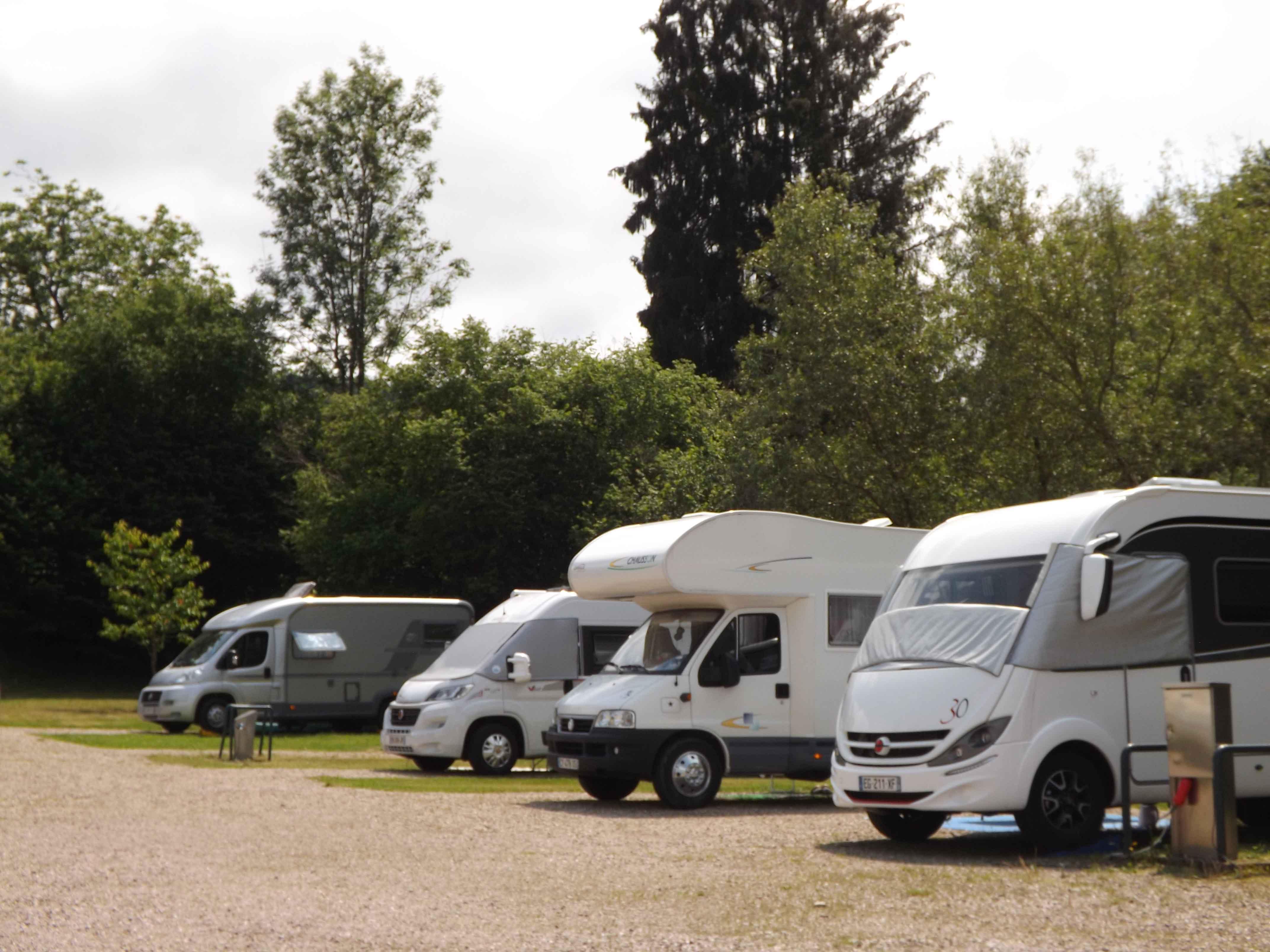 Aires pour Camping-Car