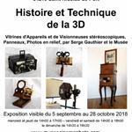 Nancy : HISTOIRE ET TECHNIQUE DE LA 3D