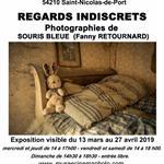 Nancy : REGARDS INDISCRETS