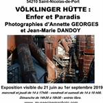 Nancy : VÖLKLINGER HÜTTE -  ENFER ET PARADIS
