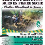 Nancy : ATELIER RESTAURATION MURS EN PIERRE SÈCHE