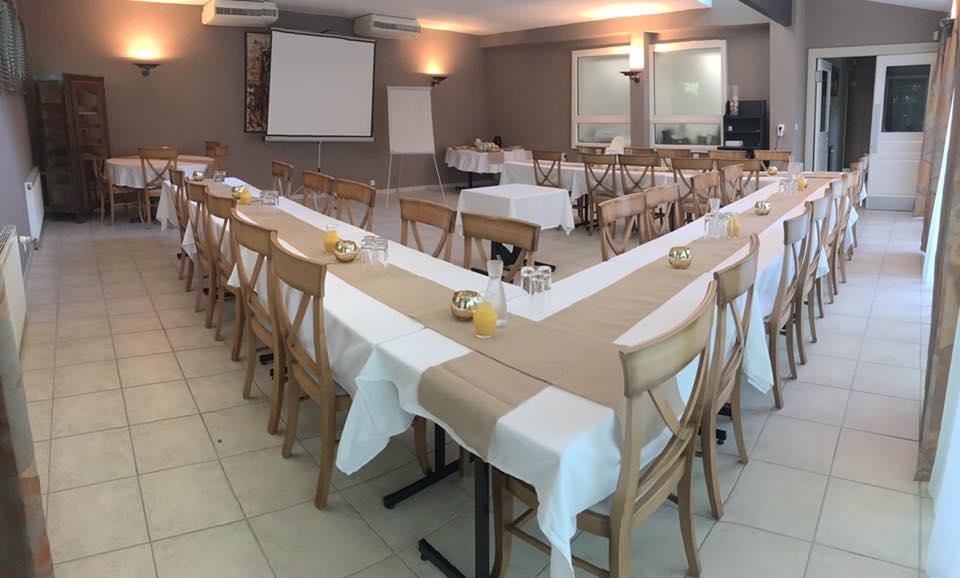 Hotel Restaurant Le Relais De La Voie Sacree