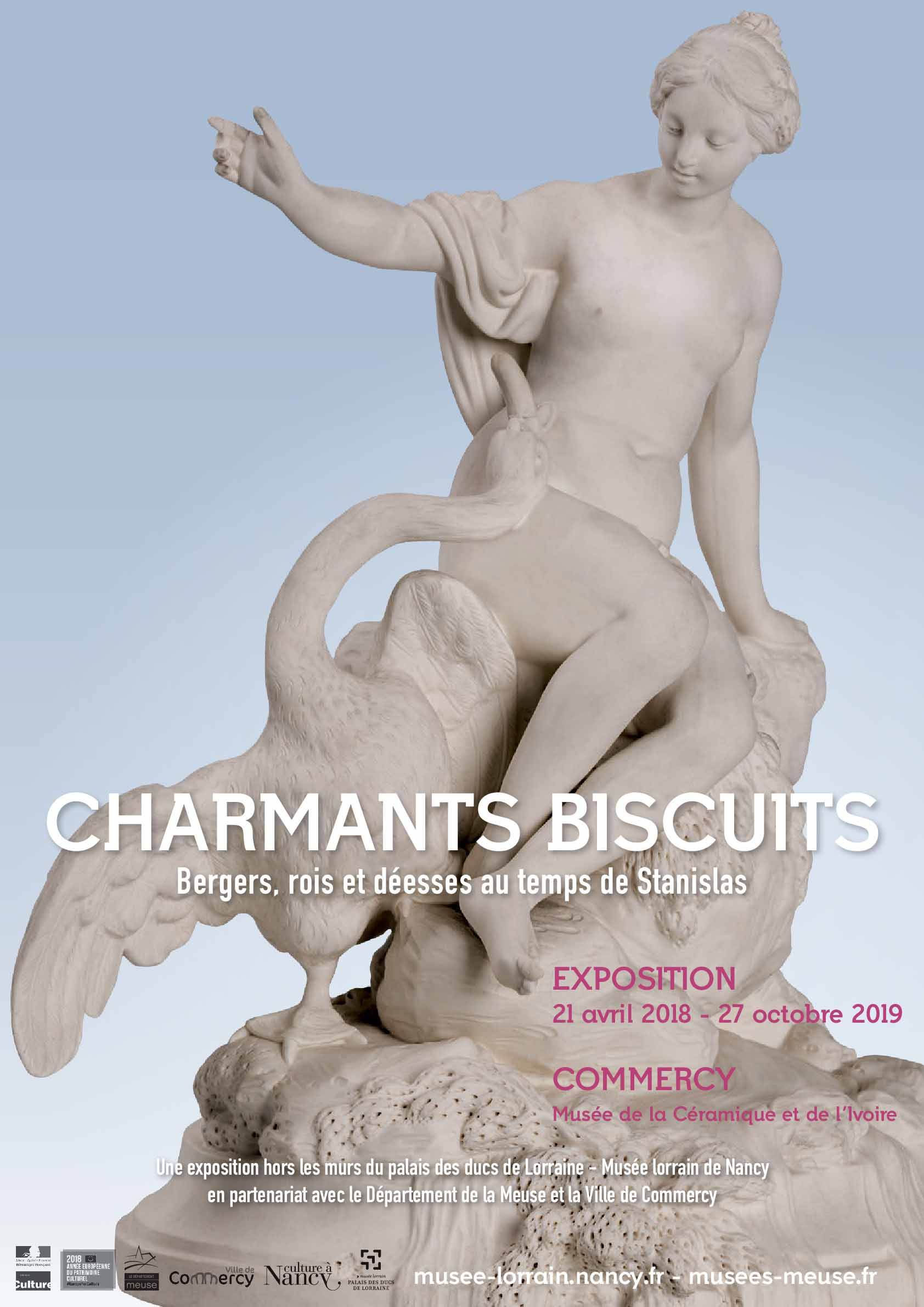 EXPOSITION CHARMANTS BISCUITS