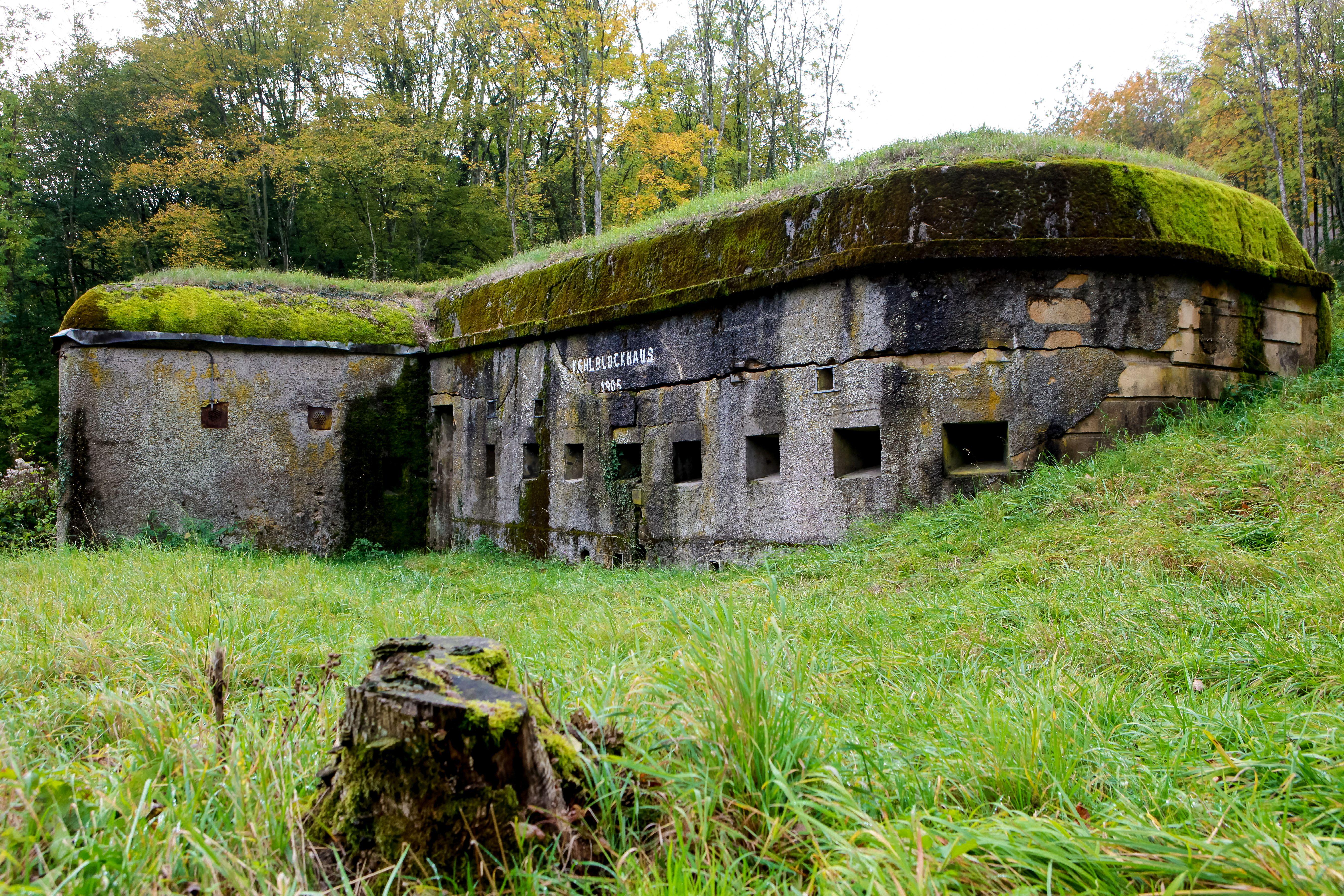 Groupe fortifi de guentrange for Piscine thionville