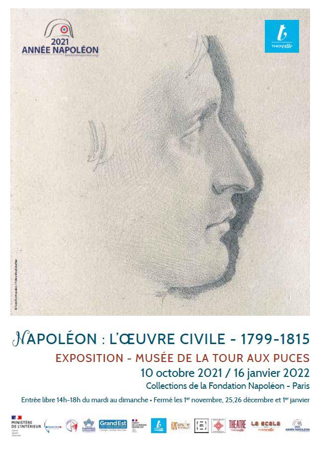 EXPOSITION---NAPOLÉON-L'OEUVRE-CIVILE---1799-1815