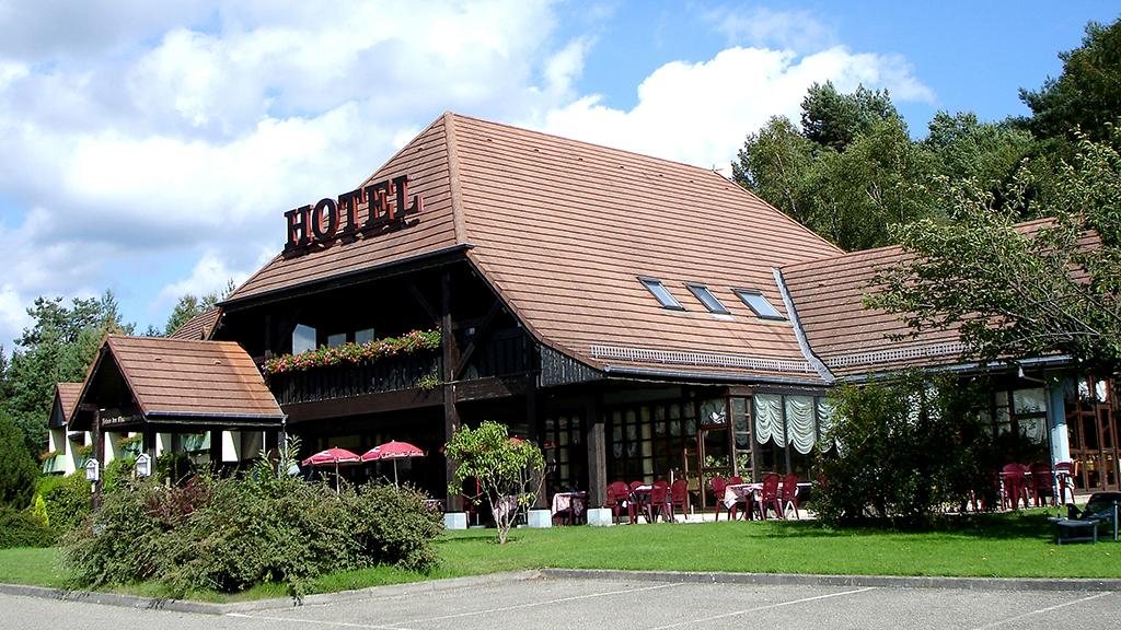 HOTEL LE RELAIS DES CHATEAUX FORTS