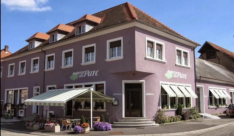 RESTAURANT CAFE L'AUBERGE DU PARC