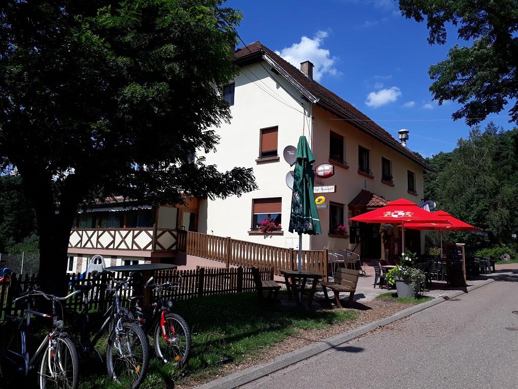 RESTAURANT CAFÉ LA BREMENDELL