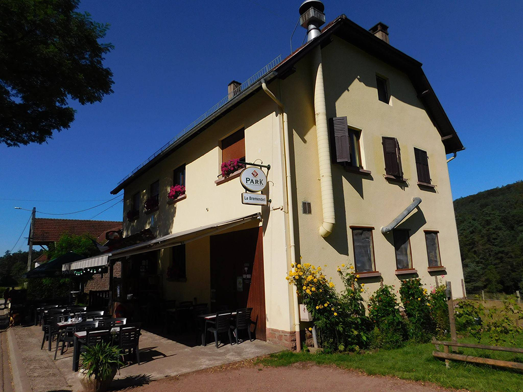 RESTAURANT CAFE LA BREMENDELL