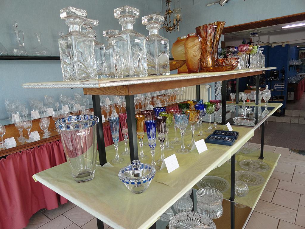 Cristallerie fauster m tiers d 39 arts et artisanat local office de tourisme du pays de bitche - Office du tourisme bitche ...