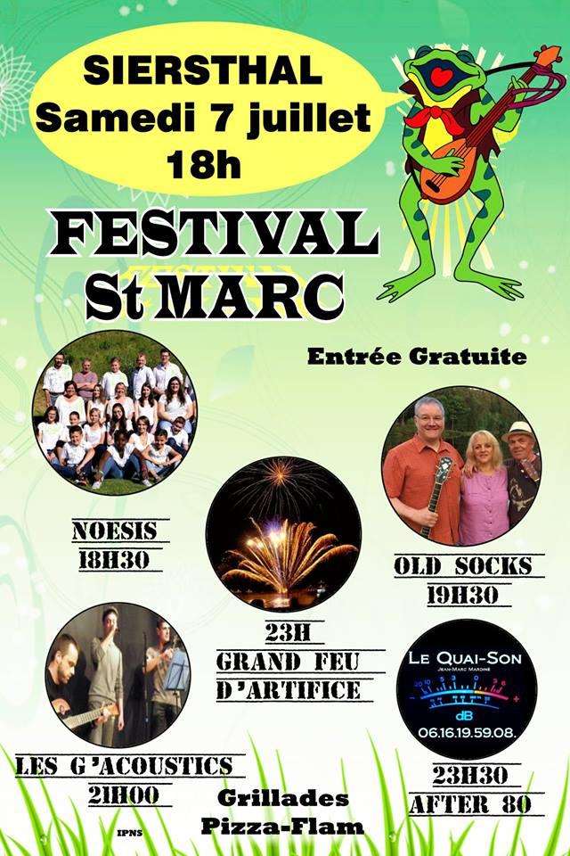 FESTIVAL ST MARC