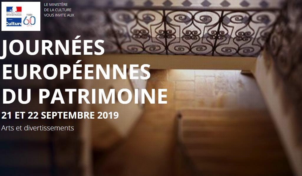 JOURNÉES EUROPÉENNES DU PATRIMOINE AU FORT CASSO