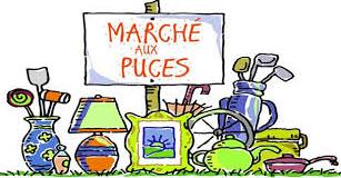 MARCHE AUX PUCES