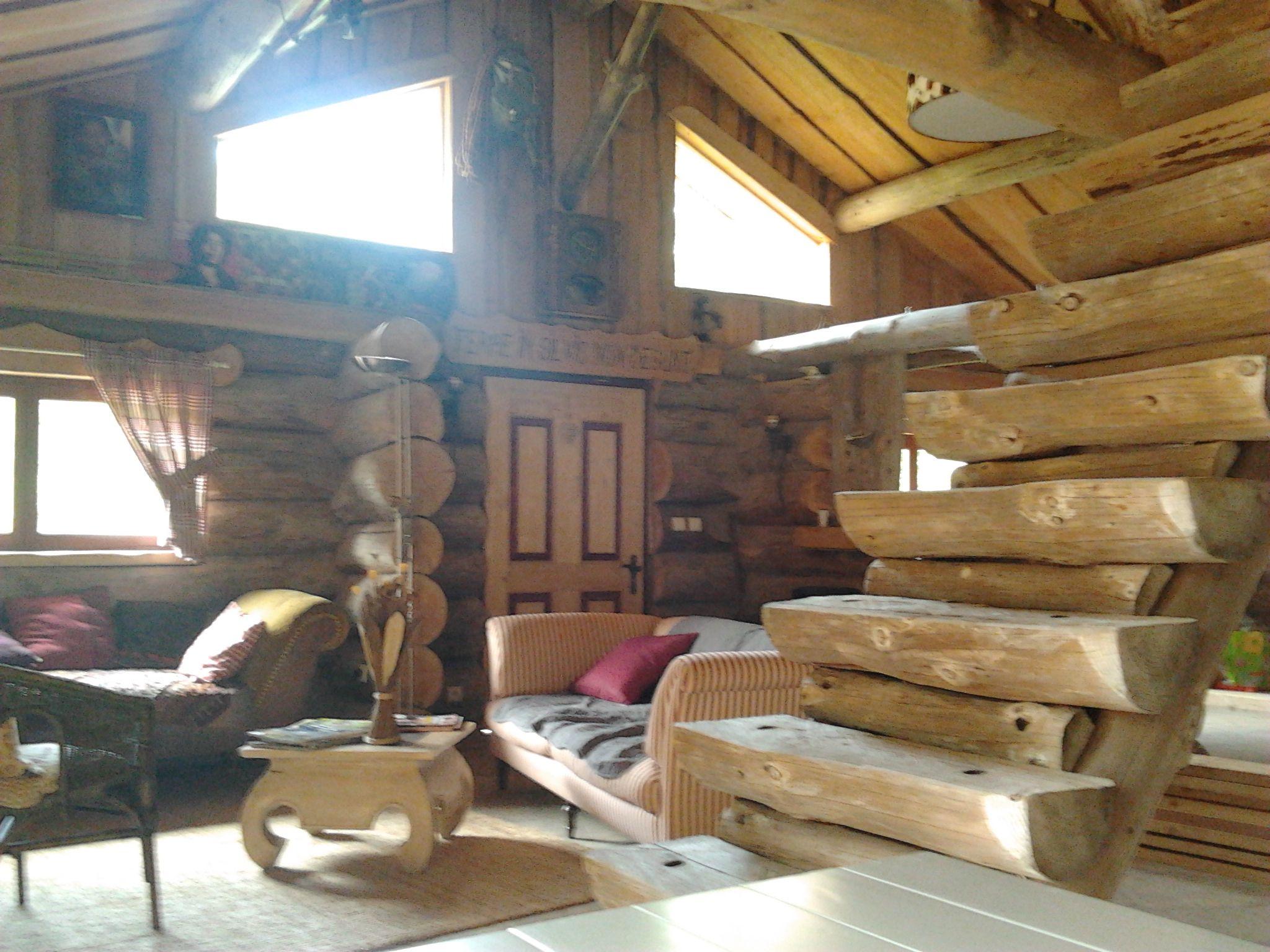 Office de tourisme du pays de bitche meuble la cabane de for Industrie du meuble en france