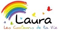 """BUCHER SAPINS POUR """"LAURA LES COULEURS DE LA VIE"""""""