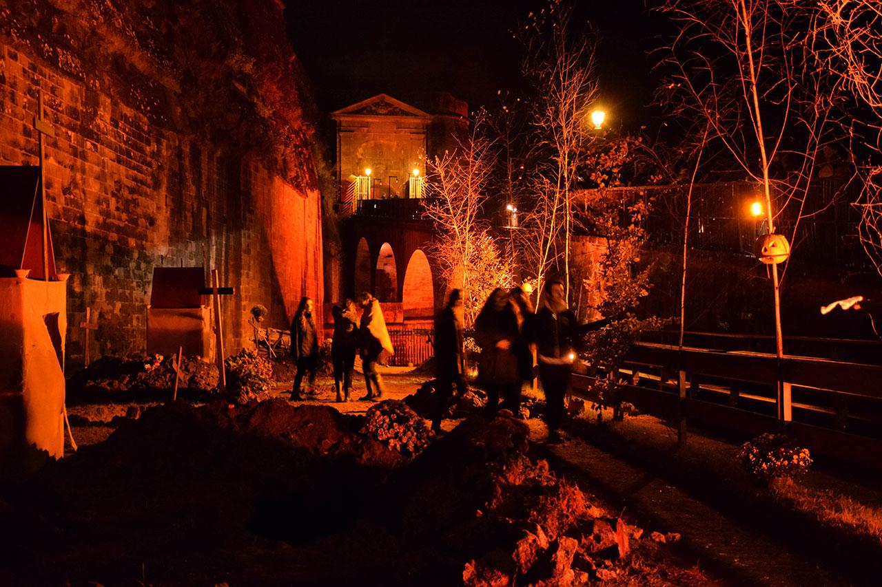 LES COULOIRS DE L'EFFROI - HALLOWEEN À LA CITADELLE DE BITCHE