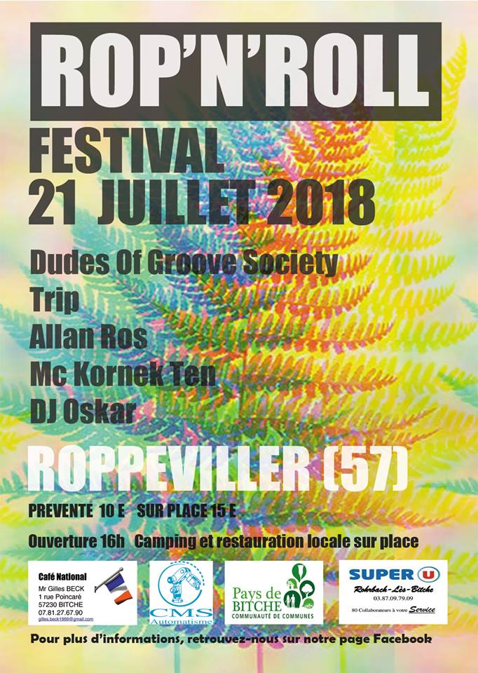 ROP N' ROLL FESTIVAL