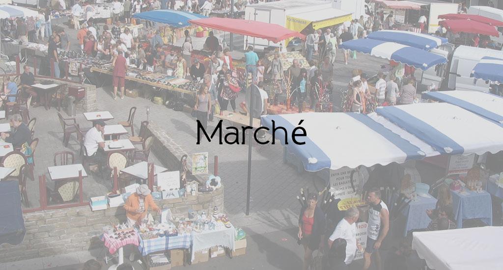 MARCHÉ DE LA PENTECÔTE