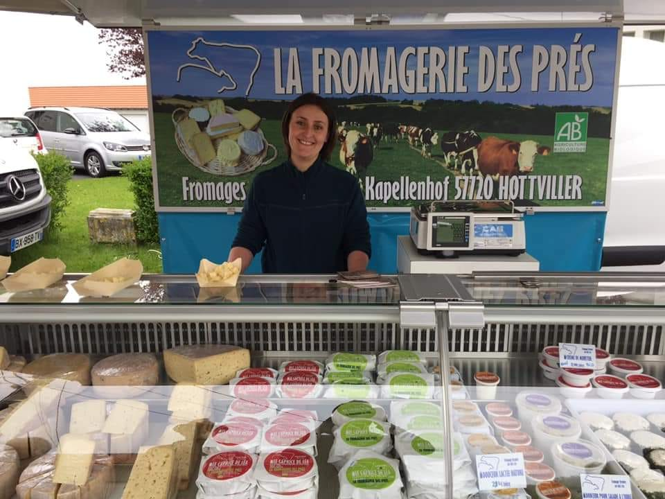 FROMAGERIE DES PRES