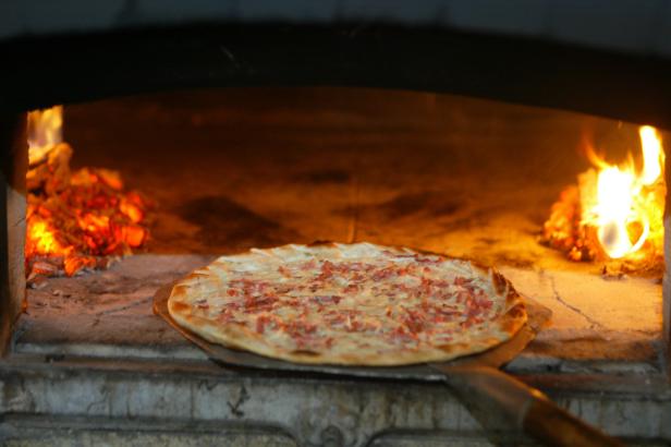 SOIREE PIZZAS/FLAMMS