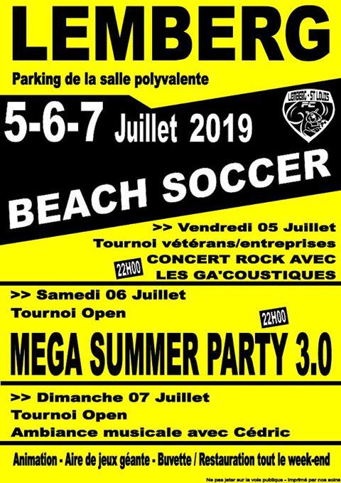 BEACH SOCCER FESTIVAL