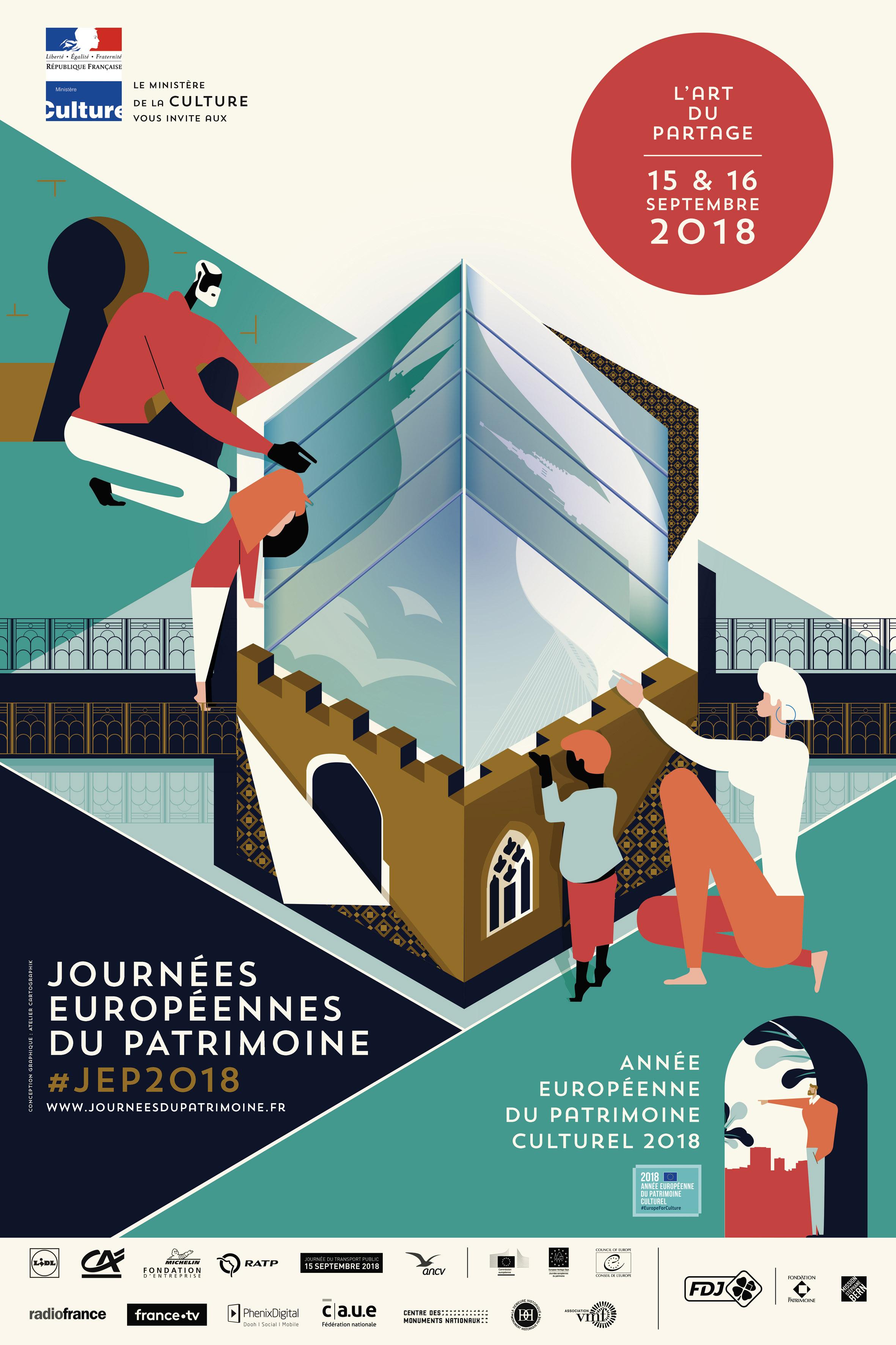JOURNEES EUROPEENNES DU PATRIMOINE - VISITE DE LA VILLE DE BITCHE
