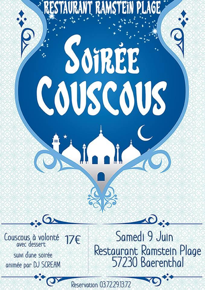 SOIREE COUSCOUS