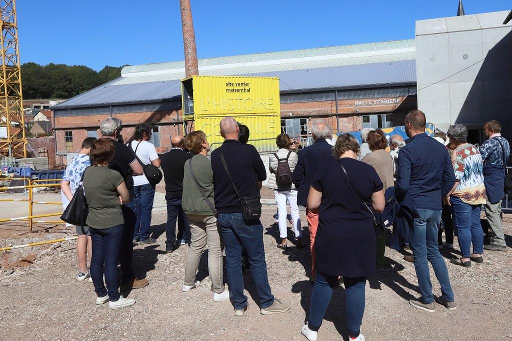 VISITES HORS PISTE 'SUIVI DE CHANTIER'