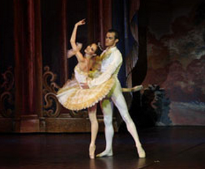 BALLET : KOSTROMA BALLET NATIONAL DE RUSSIE