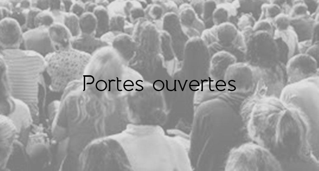 JOURNÉE PORTES OUVERTES AU COLLÈGE