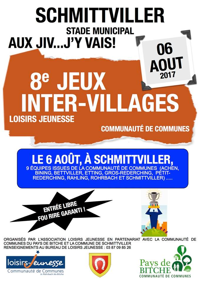 8EME JEUX INTER-VILLAGES