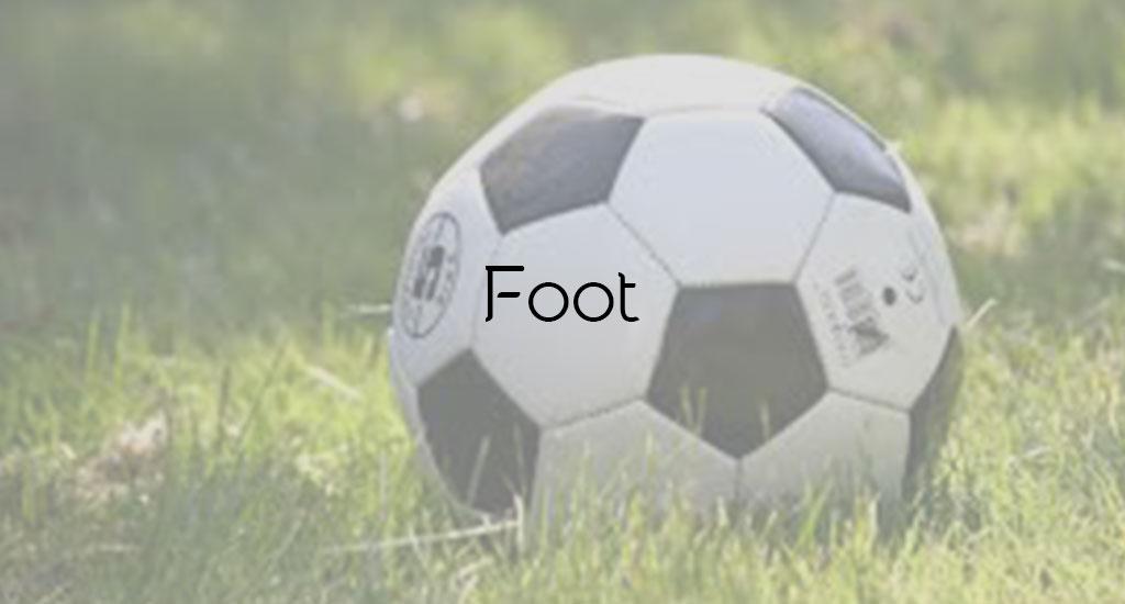 TOURNOI DE FOOTBALL EN SALLE