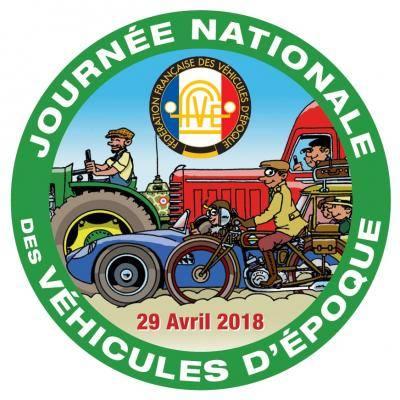 2ÈME JOURNÉE NATIONALE DES VÉHICULES D'ÉPOQUE