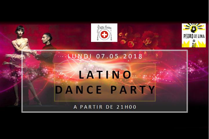 SOIRÉE LATINO - DANCE PARTY