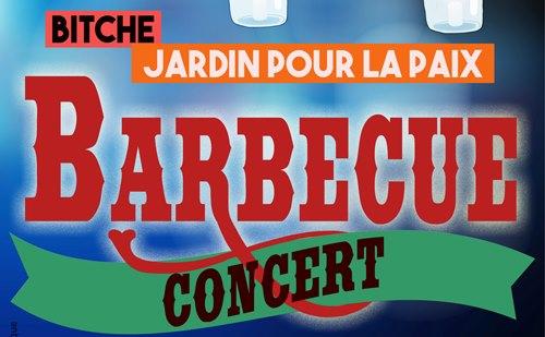 BARBECUE-CONCERTS AU JARDIN POUR LA PAIX