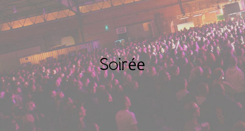 SOIRÉE FESTIVE