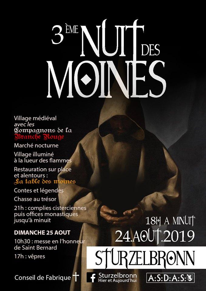 NUIT DES MOINES