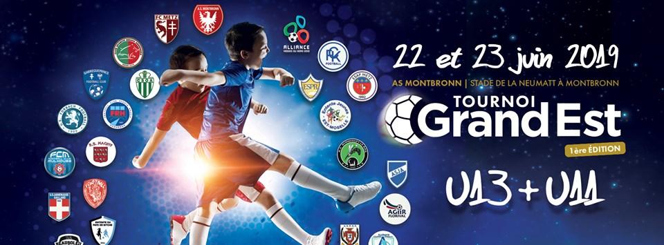 TOURNOI DE FOOTBALL GRAND-EST